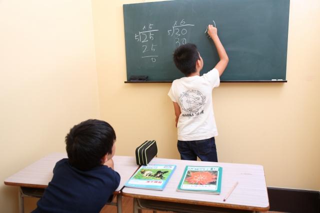 回り道をしても、自分なりの方法で解ける子は能力がある